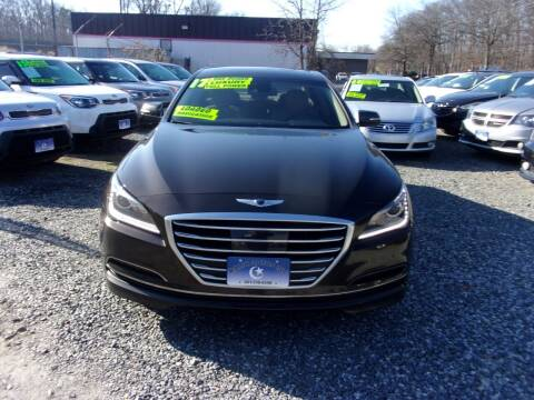 2017 Genesis G80 for sale at Balic Autos Inc in Lanham MD