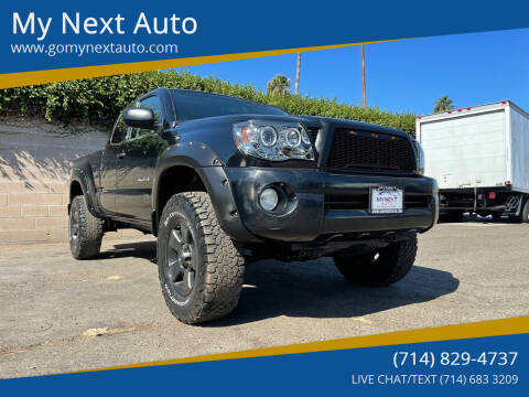 2006 Toyota Tacoma for sale at My Next Auto in Anaheim CA