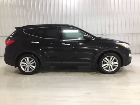 2014 Hyundai Santa Fe Sport for sale at Elhart Automotive Campus in Holland MI