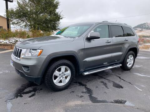2011 Jeep Grand Cherokee for sale at Big Deal Auto Sales in Rapid City SD