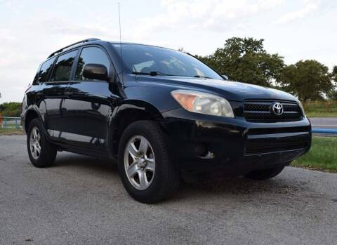 2007 Toyota RAV4 for sale at BriansPlace in Lipan TX
