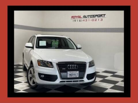 2012 Audi Q5 for sale at Royal AutoSport in Sacramento CA