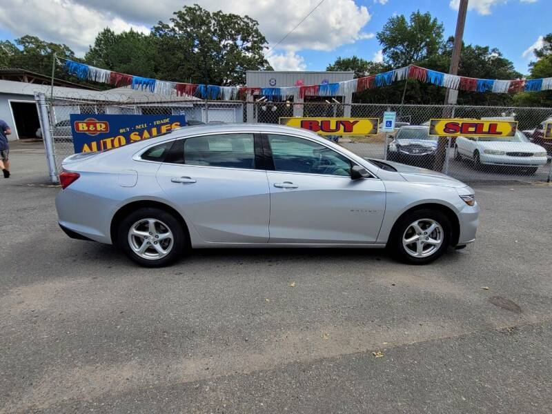2018 Chevrolet Malibu for sale at B & R Auto Sales in North Little Rock AR