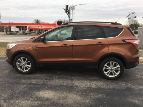2017 Ford Escape for sale at Village Motors in Sullivan MO