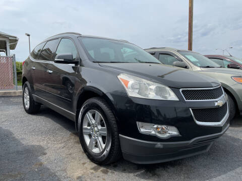 2011 Chevrolet Traverse for sale at Rine's Auto Sales in Mifflinburg PA