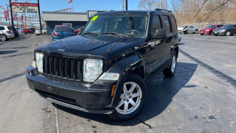 2010 Jeep Liberty for sale at ROUTE 6 AUTOMAX in Markham IL