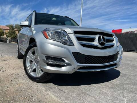 2015 Mercedes-Benz GLK for sale at Boktor Motors in Las Vegas NV