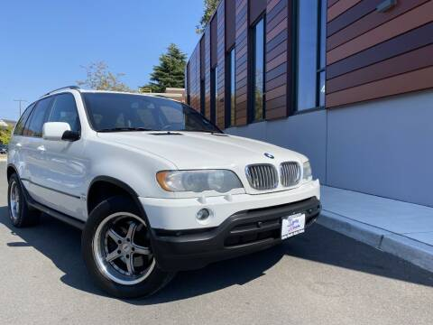 2003 BMW X5 for sale at DAILY DEALS AUTO SALES in Seattle WA