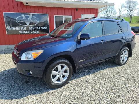 2007 Toyota RAV4 for sale at Vess Auto in Danville OH