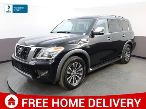 2020 Nissan Armada for sale at Florida Fine Cars - West Palm Beach in West Palm Beach FL