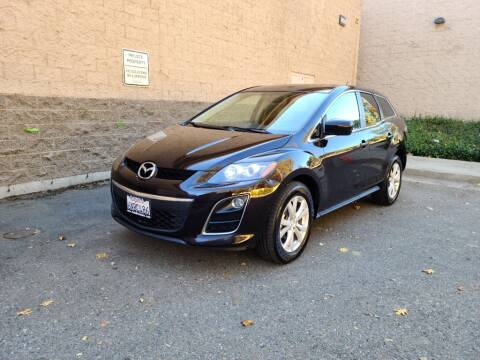 2011 Mazda CX-7 for sale at SafeMaxx Auto Sales in Placerville CA