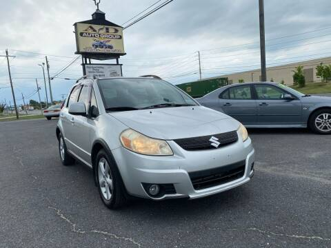 2007 Suzuki SX4 Crossover for sale at A & D Auto Group LLC in Carlisle PA