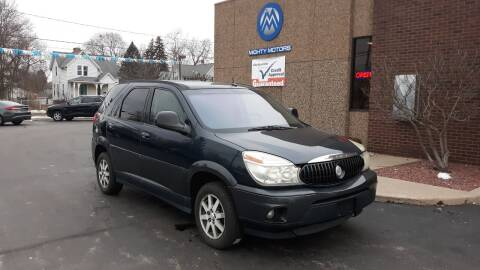 2004 Buick Rendezvous for sale at Mighty Motors in Adrian MI