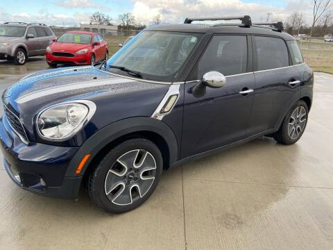 2012 MINI Cooper Countryman for sale at The Auto Depot in Mount Morris MI