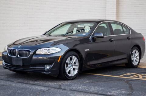 2013 BMW 5 Series for sale at Carland Auto Sales INC. in Portsmouth VA