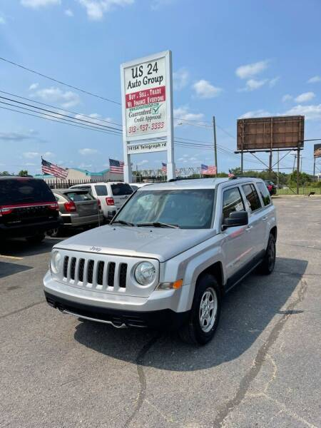 2012 Jeep Patriot for sale at US 24 Auto Group in Redford MI