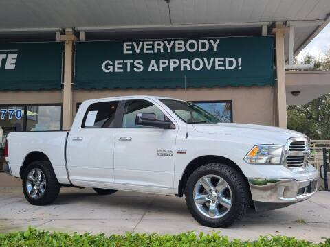 2018 RAM Ram Pickup 1500 for sale at Dunn-Rite Auto Group in Longwood FL