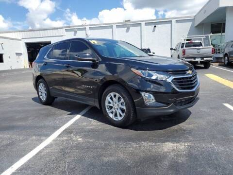 2019 Chevrolet Equinox for sale at GATOR'S IMPORT SUPERSTORE in Melbourne FL