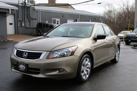 2008 Honda Accord for sale at Great Lakes Classic Cars & Detail Shop in Hilton NY