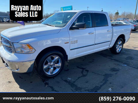 2014 RAM Ram Pickup 1500 for sale at Rayyan Auto Mall in Lexington KY