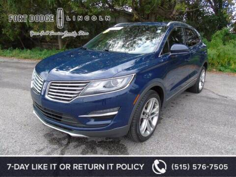 2018 Lincoln MKC for sale at Fort Dodge Ford Lincoln Toyota in Fort Dodge IA