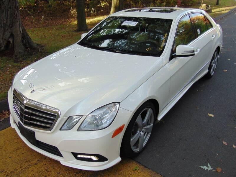 2011 Mercedes-Benz E-Class for sale at LA Motors in Waterbury CT