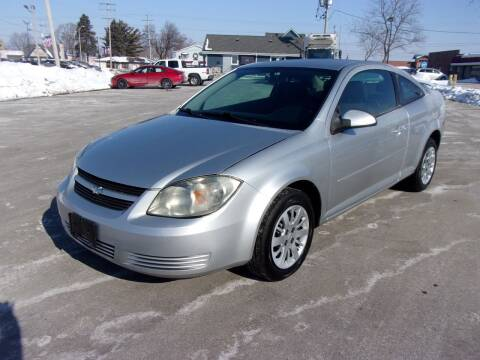 2010 Chevrolet Cobalt for sale at Ideal Auto Sales, Inc. in Waukesha WI