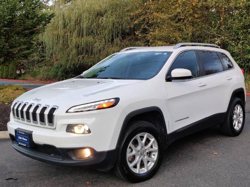2014 Jeep Cherokee for sale at Halo Motors in Bellevue WA