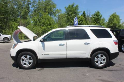 2007 GMC Acadia for sale at D & B Auto Sales LLC in Washington Township MI