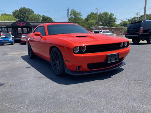 2018 Dodge Challenger for sale at Savannah Motors in Belleville IL