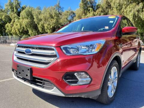 2017 Ford Escape for sale at ALL CREDIT AUTO SALES in San Jose CA