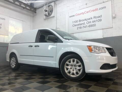 2014 RAM C/V for sale at County Car Credit in Cleveland OH