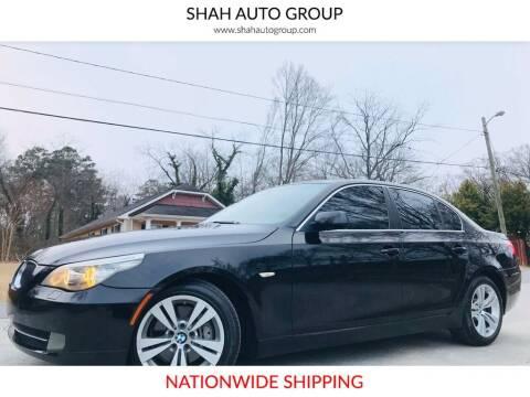 2009 BMW 5 Series for sale at E-Z Auto Finance - E-Biz Auto in Marietta GA