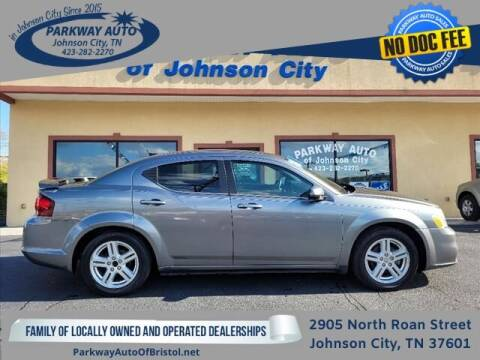 2013 Dodge Avenger for sale at PARKWAY AUTO SALES OF BRISTOL - PARKWAY AUTO JOHNSON CITY in Johnson City TN