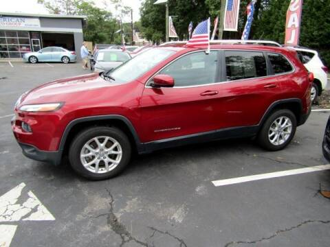 2016 Jeep Cherokee for sale at American Auto Group Now in Maple Shade NJ