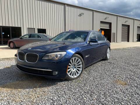 2010 BMW 7 Series for sale at Anaheim Auto Auction in Irondale AL