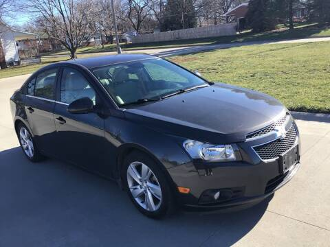 2014 Chevrolet Cruze for sale at Bam Motors in Dallas Center IA