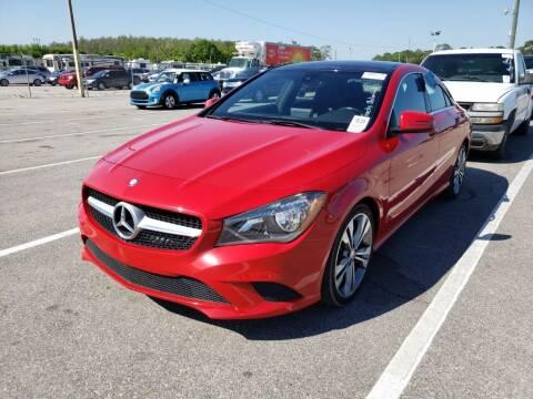 2015 Mercedes-Benz CLA for sale at AUTO ALLIANCE LLC in Miami FL