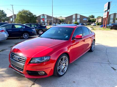 2010 Audi A4 for sale at Car Gallery in Oklahoma City OK