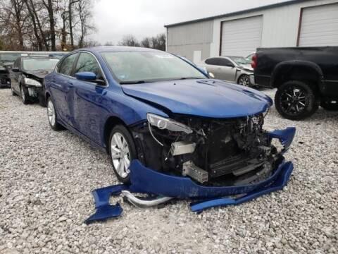 2016 Chrysler 200 for sale at Varco Motors LLC - Builders in Denison KS