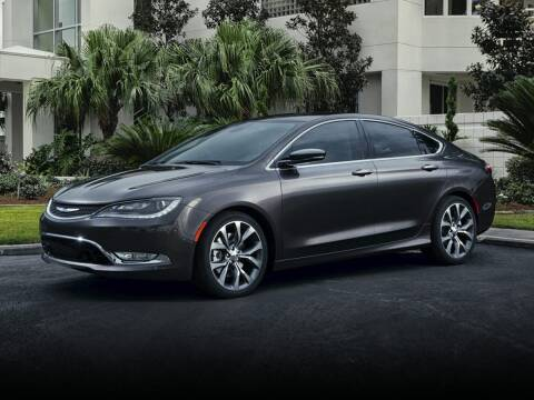2015 Chrysler 200 for sale at BASNEY HONDA in Mishawaka IN