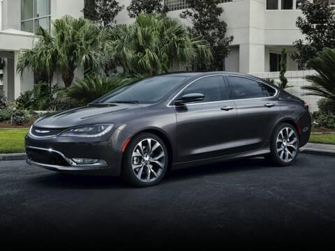 2016 Chrysler 200 for sale at Sundance Chevrolet in Grand Ledge MI