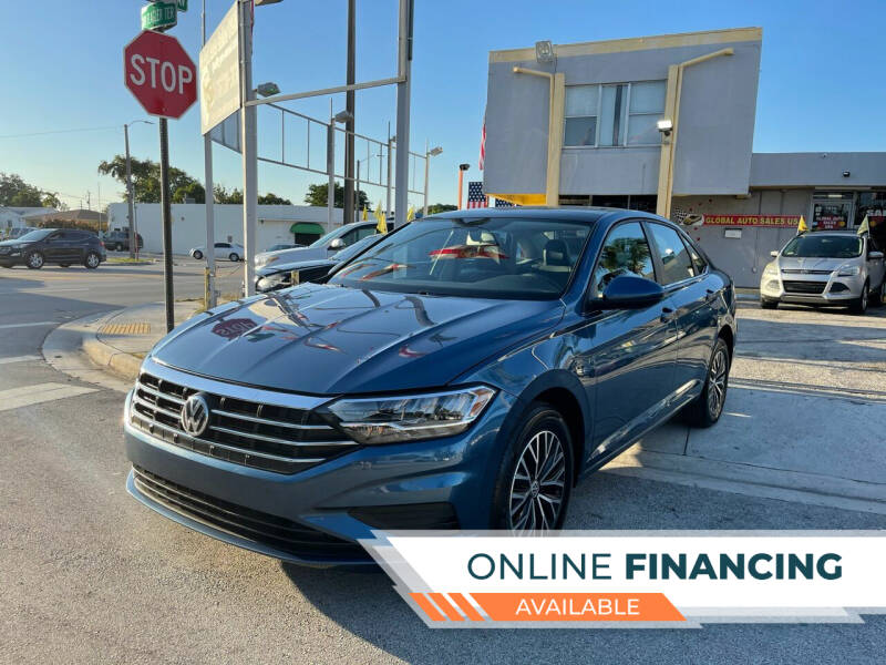 2020 Volkswagen Jetta for sale at Global Auto Sales USA in Miami FL