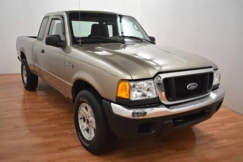 2004 Ford Ranger for sale at Paris Motors Inc in Grand Rapids MI