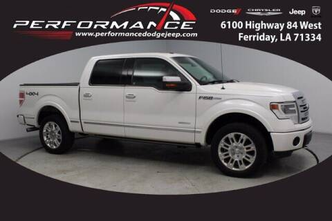 2013 Ford F-150 for sale at Performance Dodge Chrysler Jeep in Ferriday LA