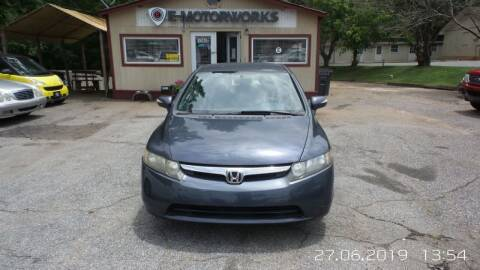 2004 Honda Civic for sale at E-Motorworks in Roswell GA