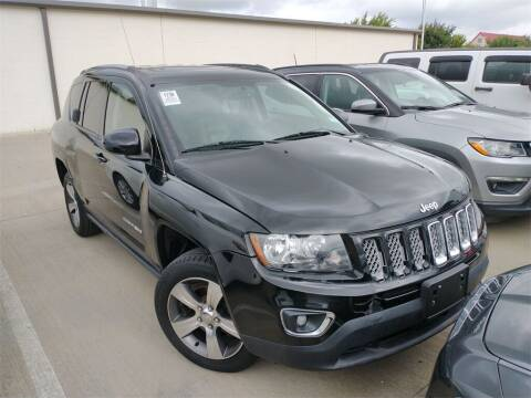 2016 Jeep Compass for sale at Excellence Auto Direct in Euless TX
