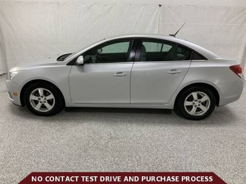 2013 Chevrolet Cruze for sale at Brothers Auto Sales in Sioux Falls SD