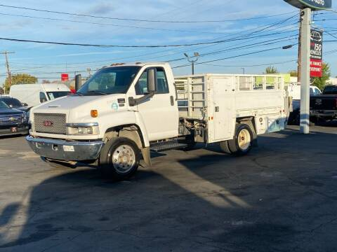 2006 GMC C5500 for sale at KAP Auto Sales in Morrisville PA