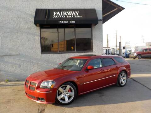 2006 Dodge Magnum for sale at FAIRWAY AUTO SALES, INC. in Melrose Park IL